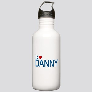 I Heart Danny Stainless Water Bottle 1.0L