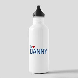 I Heart Danny Stainless Water Bottle 1.0L