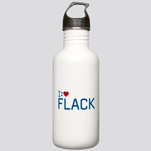 I Heart Flack Stainless Water Bottle 1.0L