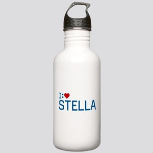 I Heart Stella Stainless Water Bottle 1.0L