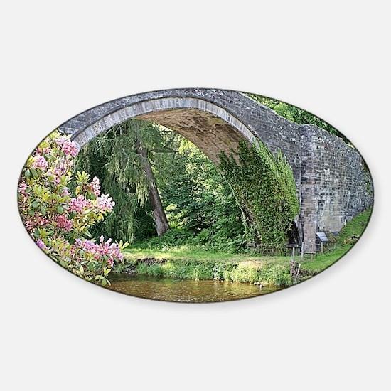 Brig O' Doon bridge, Alloway, Scotland Decal