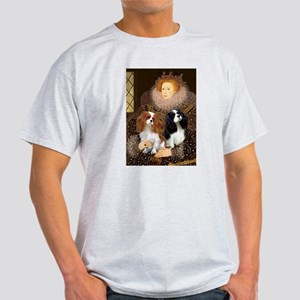 Queen / Two Cavaliers Light T-Shirt