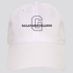 Letter G: Galapagos Islands Cap