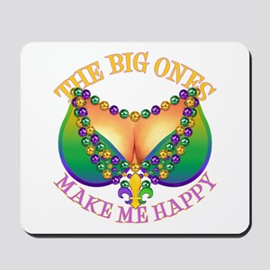 Happy Big Ones Mousepad
