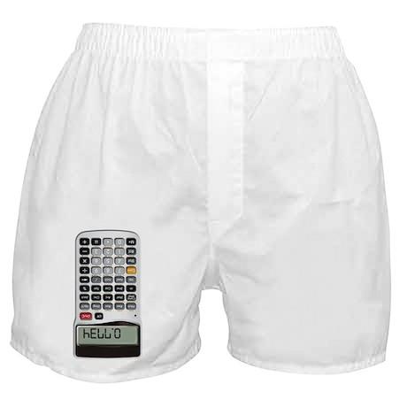 Digital Hello Boxer Shorts