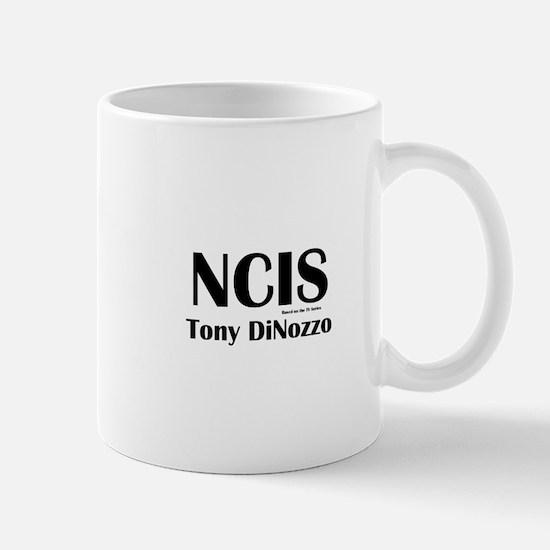 NCIS Tony DiNozzo Mug