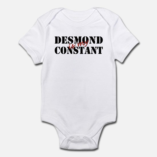 Desmond Is My Constant Infant Bodysuit