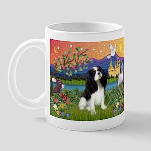Tri Cavalier Fantasy Mug