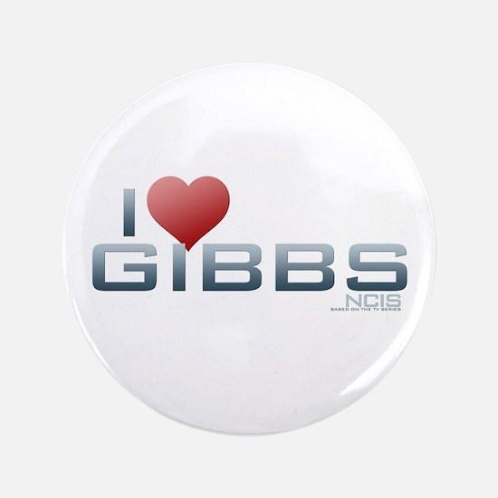 """I Heart Gibbs 3.5"""" Button"""