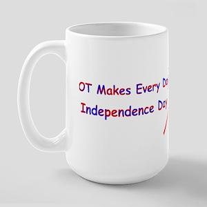 OT Independence Large Mug