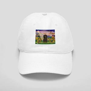 Autumn Angel /Affenpinscher Cap