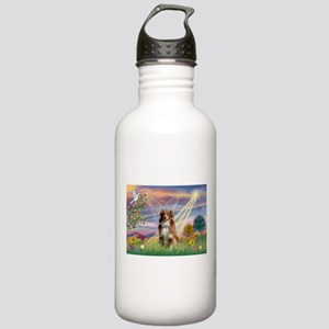Cloud Angel / Aussie (rm) Stainless Water Bottle 1