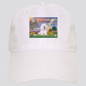 Cloud Angel & Bichon Cap