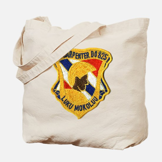 USS CARPENTER Tote Bag
