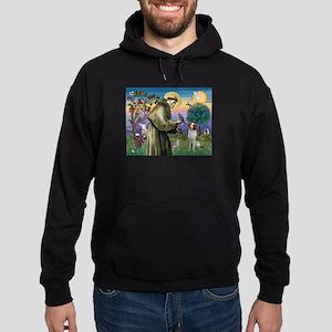 St Francis / American Brittan Hoodie (dark)