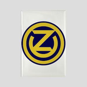 Ozark Rectangle Magnet