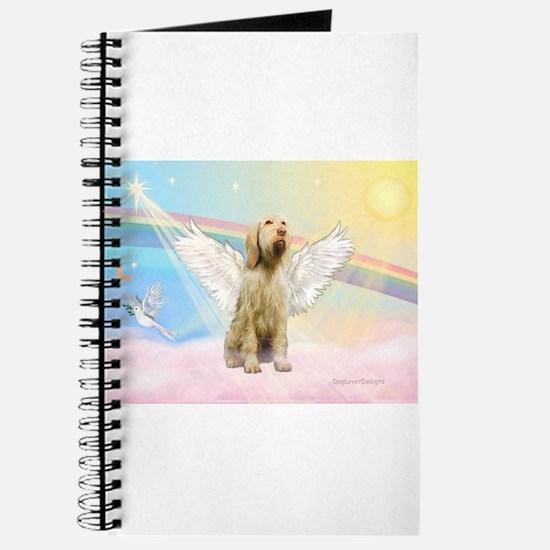 Angel / Italian Spinone Journal