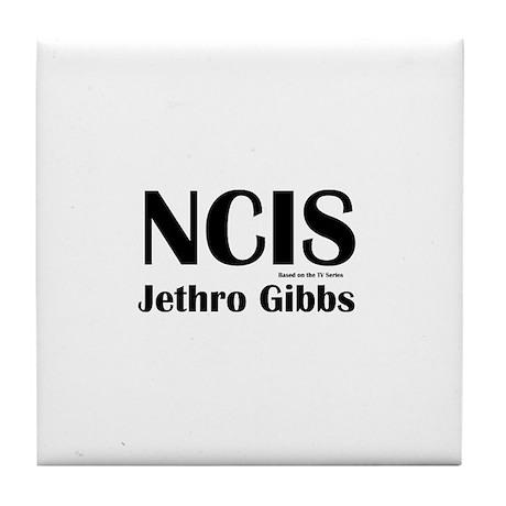 NCIS Jethro Gibbs Tile Coaster