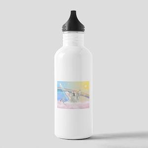Maltese Angel (C) Stainless Water Bottle 1.0L