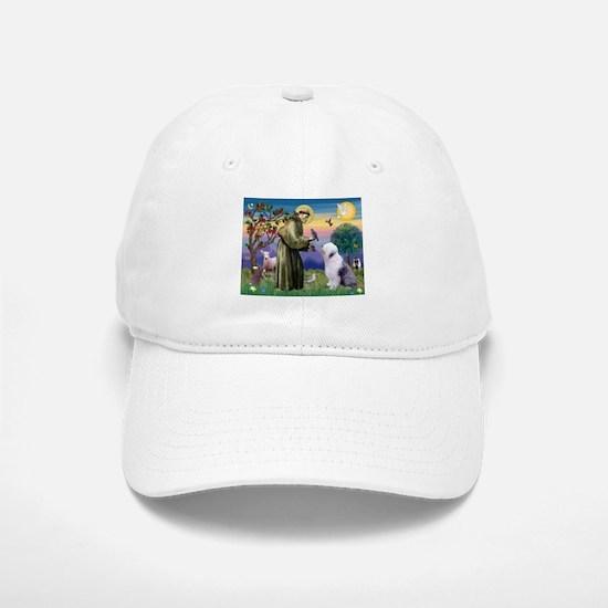 ST. FRANCIS + OES Baseball Baseball Cap
