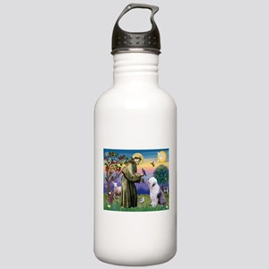 ST. FRANCIS + OES Stainless Water Bottle 1.0L