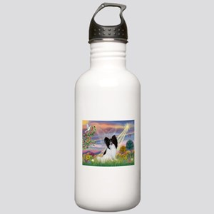 Cloud Angel & Papillon Stainless Water Bottle 1.0L