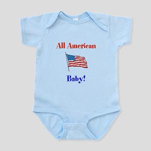 All American Baby! Infant Bodysuit