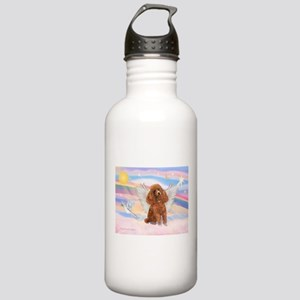 Angel/Poodle (Aprict Toy/Min) Stainless Water Bott