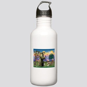 Saint Francis & Husky Stainless Water Bottle 1.0L