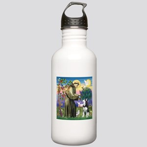 St Francis & Husky Stainless Water Bottle 1.0L