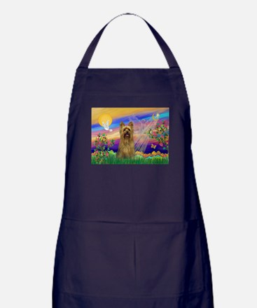 Guardian Angel / Silky Terrie Apron (dark)