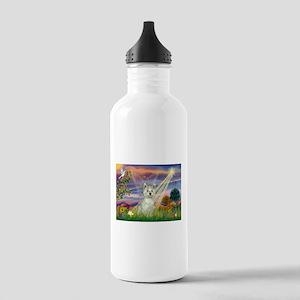 Cloud Angel / Westie Stainless Water Bottle 1.0L