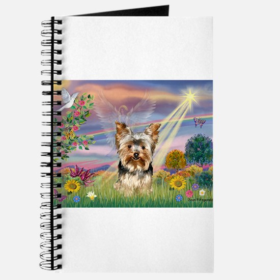 Cloud Angel & Yorkie Journal