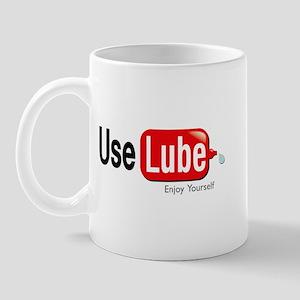 Use Lube Mug