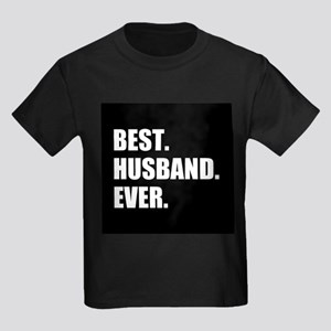 Black Best Husband Ever T-Shirt