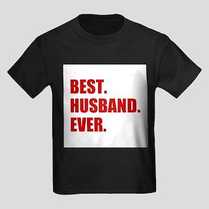 Red Best Husband Ever T-Shirt