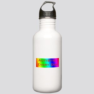 Autistic Every Day Stainless Water Bottle 1.0L