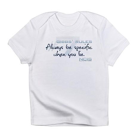 Gibbs' Rules #7 Infant T-Shirt