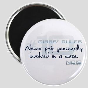 Gibbs' Rules #10 Magnet