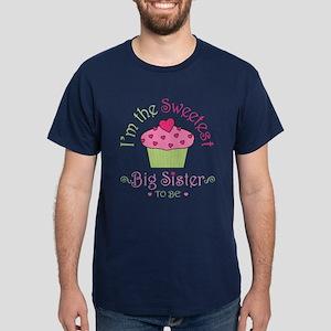 Sweet Sister To Be Dark T-Shirt