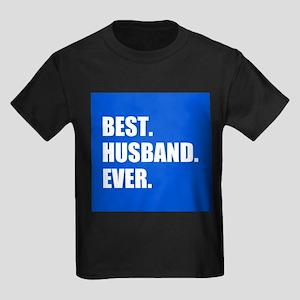 Blue Best Husband Ever T-Shirt