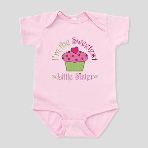 Sweet Little Sister Infant Bodysuit