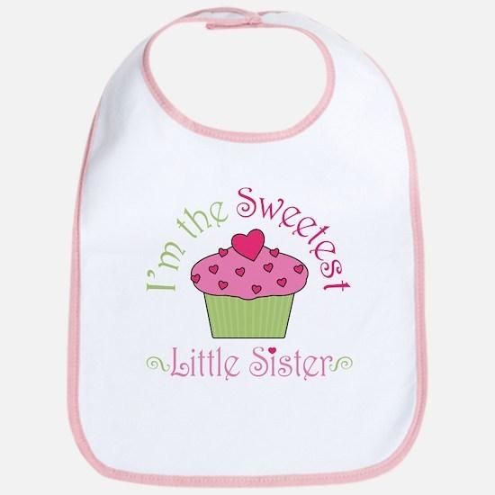 Sweet Little Sister Bib