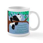 Panda Mug for Strong Schools