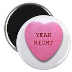 Candy Heart Magnet