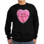 Candy Heart Sweatshirt (dark)