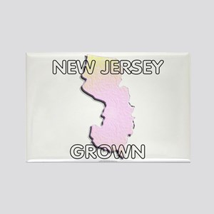 New Jersey grown Rectangle Magnet