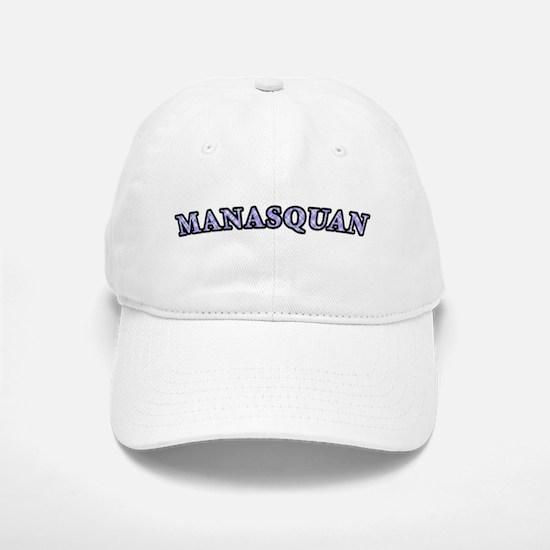 Manasquan, NJ Baseball Baseball Cap