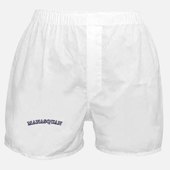 Manasquan, NJ Boxer Shorts