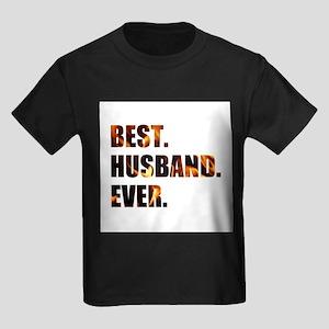 Fiery Best Husband Ever T-Shirt